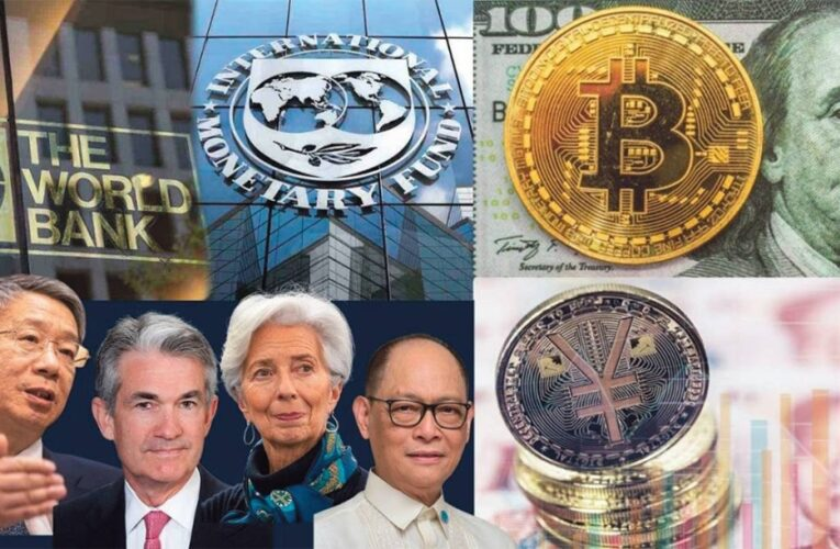 Central Banks of China, EU, US Moves On Crypto, Post-Pandemic