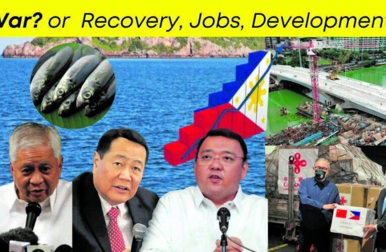 PCA victory, Carpio's 'Galunggong,' Benefits From PH-China Friendship