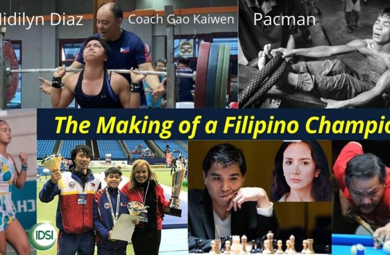 Filipino world champions: Against the odds in PH