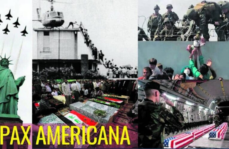 Will Pax Americana end with Covid-19 and Afghanistan?