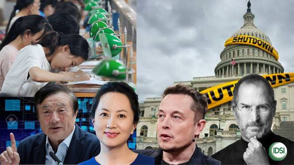 Old vs new: US & China reinventing systems amid upheavals